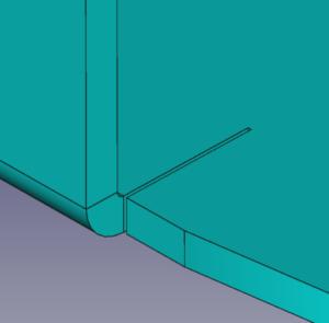 Largo gap